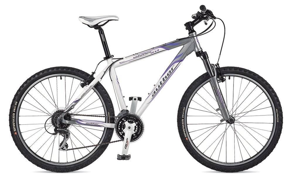 Горный велосипед Author Solution Asl 2013