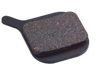 Колодки BARADINE для дисков тормозных DS-03 органические (CANNONDALE CODA CALIPER), блистер, DS-03