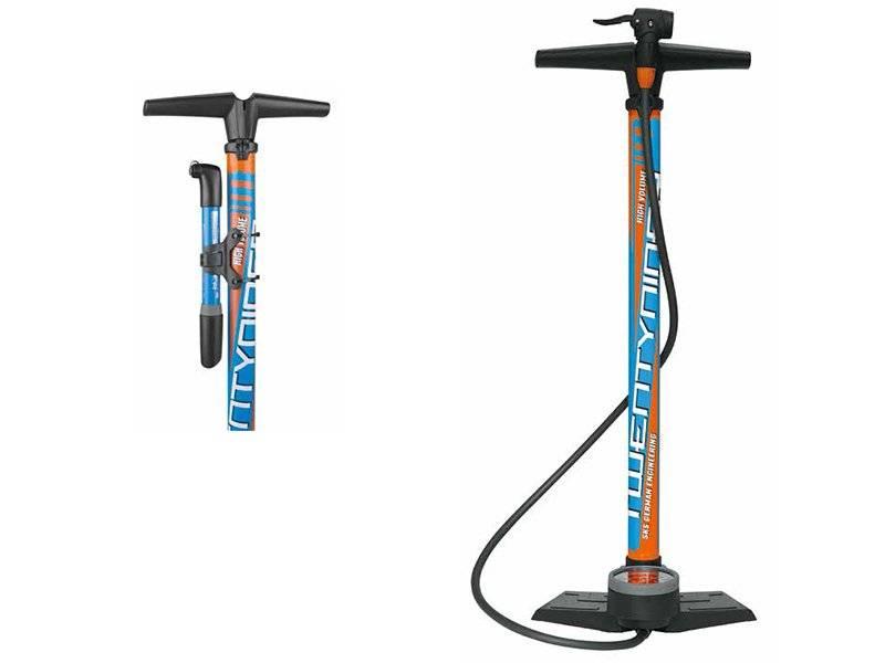 Насосы велосипедные SKS Twentyniner Set, 11208