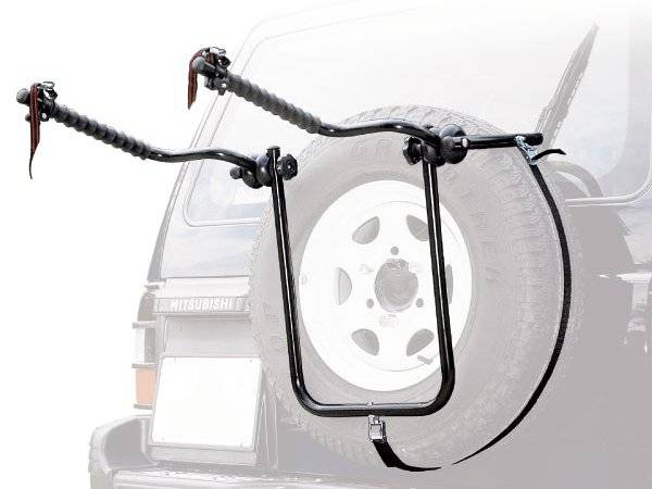 Багажник Peruzzo BIKE CARRIER автомобильный на запаску 4x4, для 2-х велосип. (Италия) 0-500310