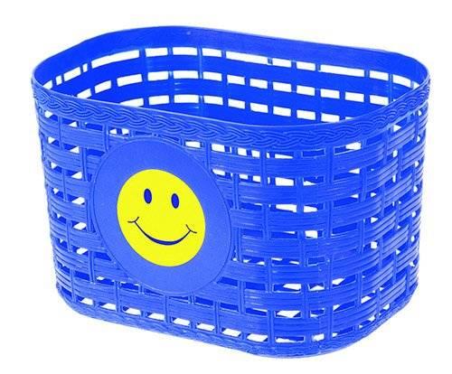 Корзина 5-431559 детская 19х14х14см пластик универсальное крепление на руль/багажник, фото 1
