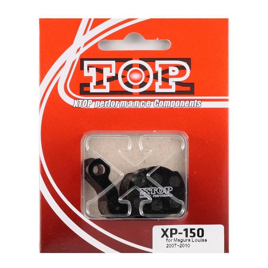 Тормозные колодки X-Top Magura Louise 2007~2010, Blue, XP-150
