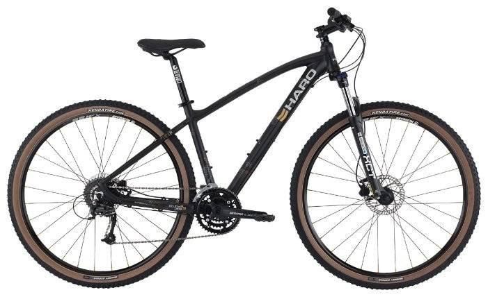 """Велосипед Haro DoublePeak 29 Trail (2016) размер 15"""" SG Black, фото 1"""