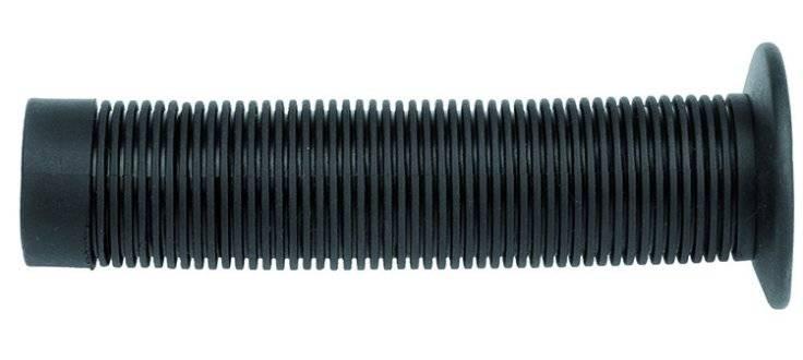 Ручки на руль велосипедные резиновые BMX 135мм защита от проскальзывания черные 00-170465, фото 2