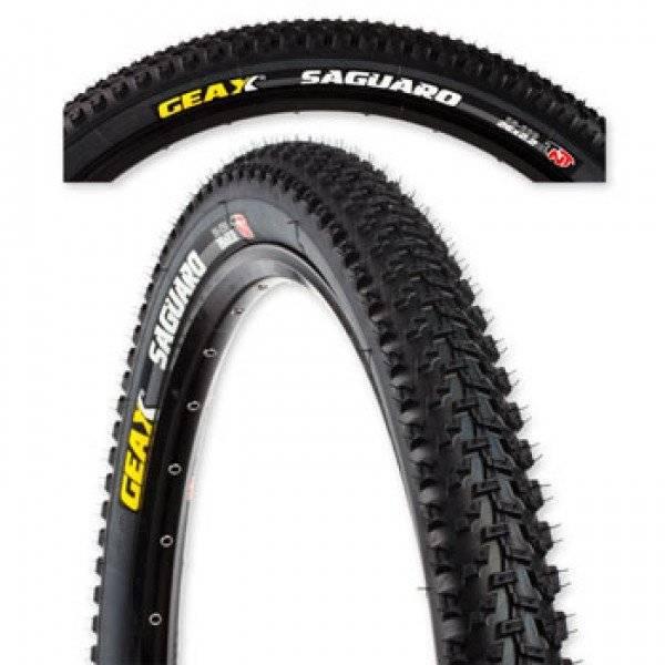 Покрышка велосипедная GEAX Saguaro, TNT, 26x2.20, black, 112.3SG.32.56.611HD