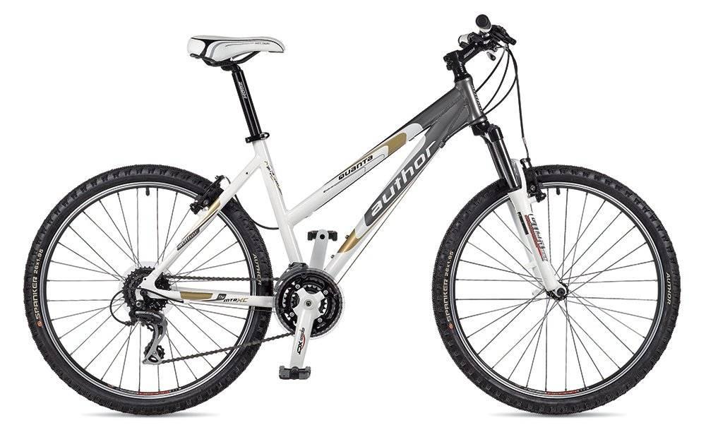 Горный велосипед AUTHOR Quanta 2013