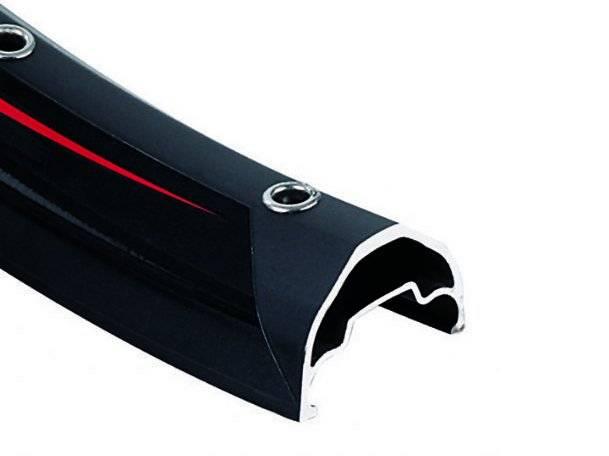 Обод велосипедный ALEX RIMS SUPRA D 26х25мм, 32H, двойной, (FR/DH), SSE, чёрный, SUPRA D
