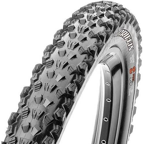 Покрышка Maxxis Griffin DH, 26x2.4, 60 TPI, 42a, TB72919100