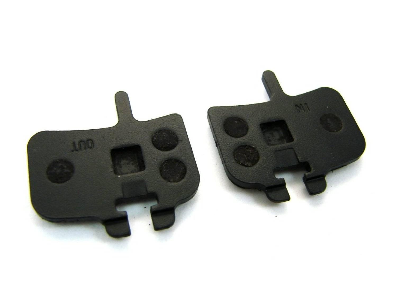 Тормозные колодки A2Z Avid Juicy 7/5 hydraulic BB 7/BB 7 road/Promax DSK-905 w/spring, BP-290-25, фото 1