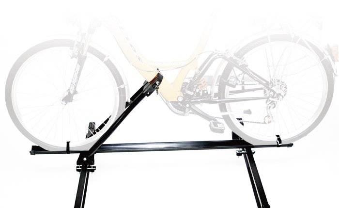 Багажник автомобильный Peruzzo NAPOLI на крышу, для 1го велосип. (Италия) 0-500607