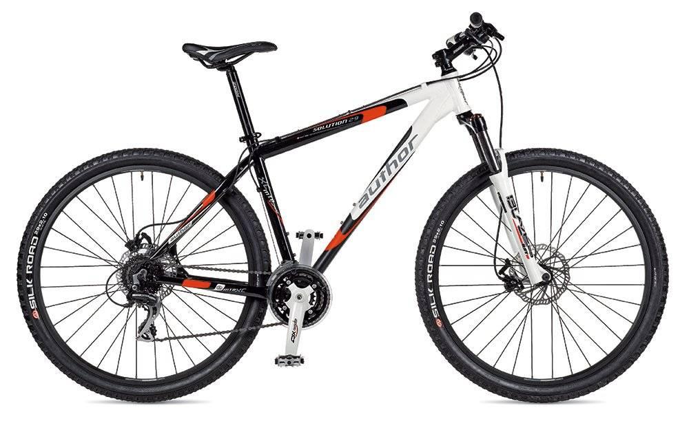 Горный велосипед AUTHOR Solution 2013
