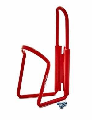 Флягодержатель Vinca sport, алюминиевый, красный, HC 11 red