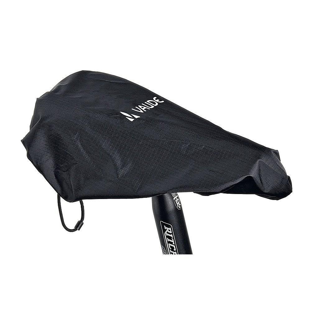 Чехол на велосипедное сидение VAUDE Raincover for saddles, 100% полиамид, черный, 14102 vaude vaude astrum evo 65 10 xl
