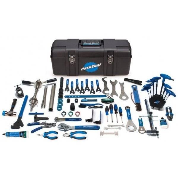 Фото - Набор инструментов, 65 предмета, профессиональный механик, с ящиком для инструментов, PTLPK-65 аксессуары для инструментов