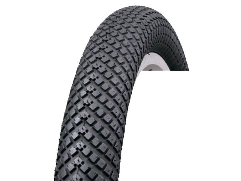 Велопокрышка EXCEL 20x2.35 слик, черная E347