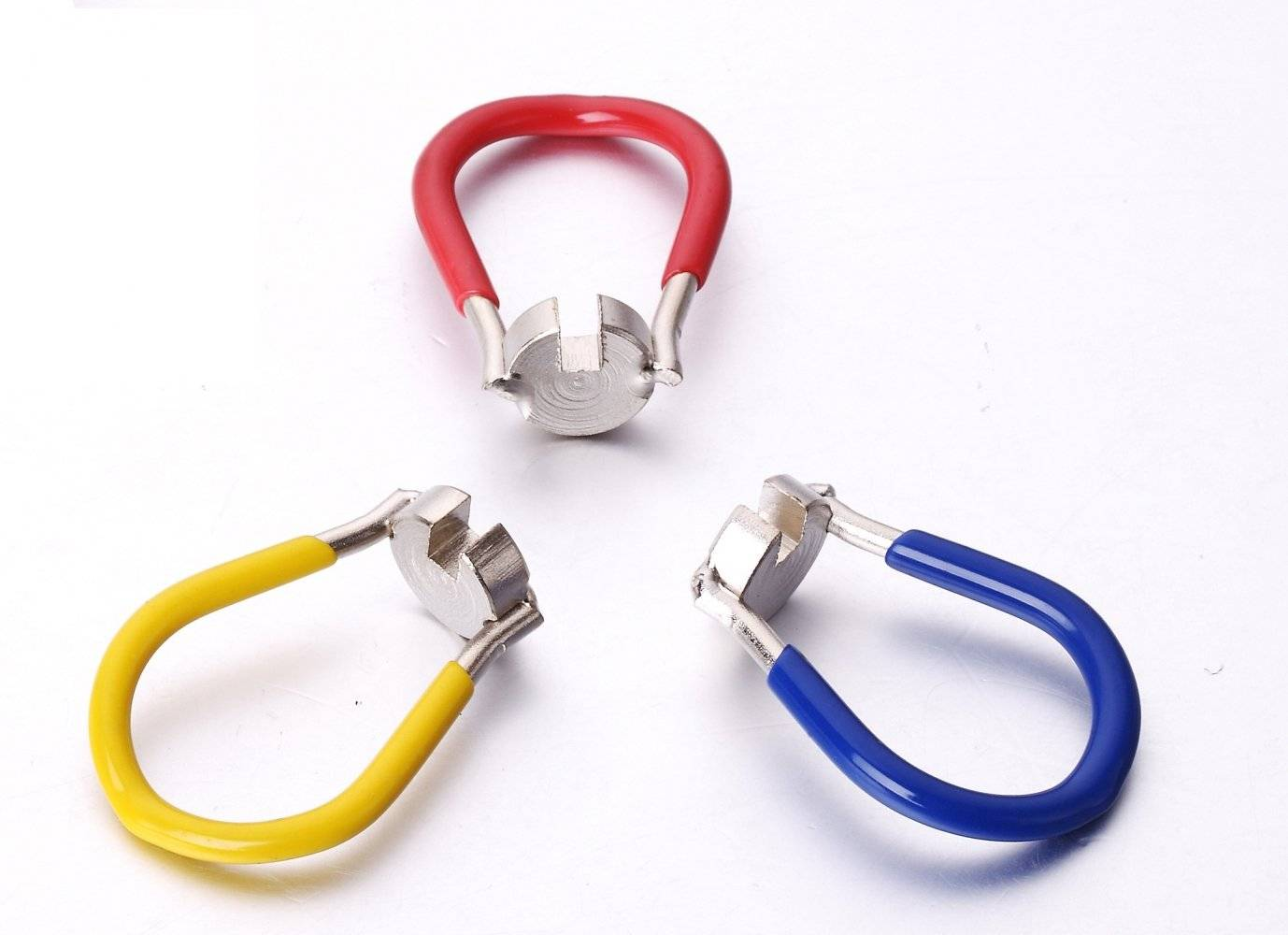 Ключ спицевой 14G Vinca, желтый, VSI 22 yellow, фото 1