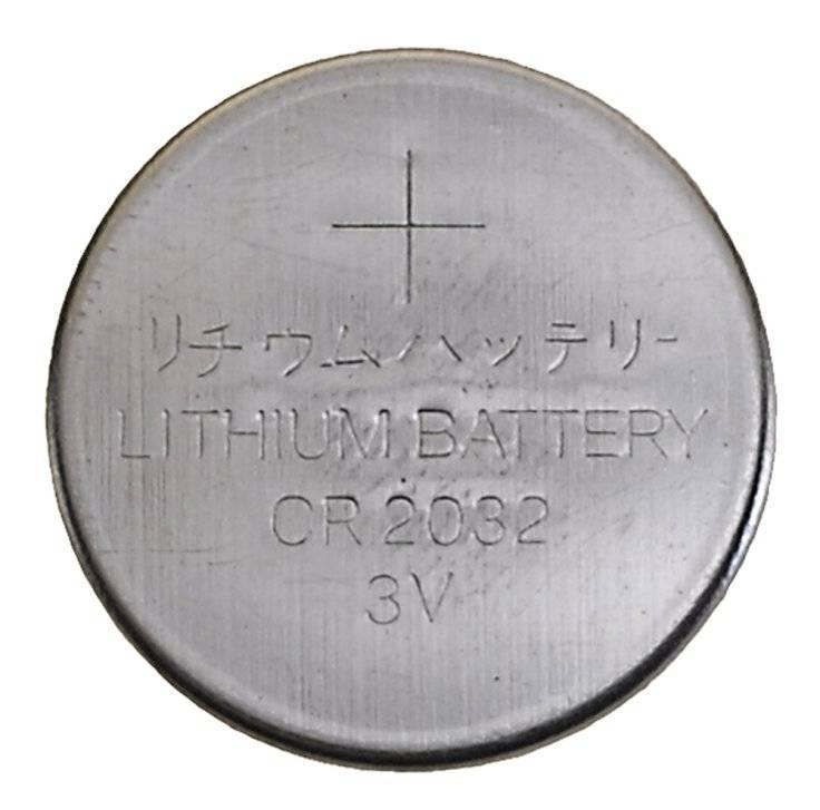 Батарейки 5-640816 литиевые СR2032 для велокомпьютеров VDO