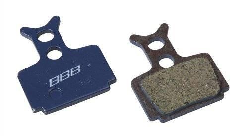 Тормозные колодки BBB DiscStop comp.w/Formula Mega, The One, R1,RX and RO, синий, BBS-67 тормозные колодки a2z formula mega