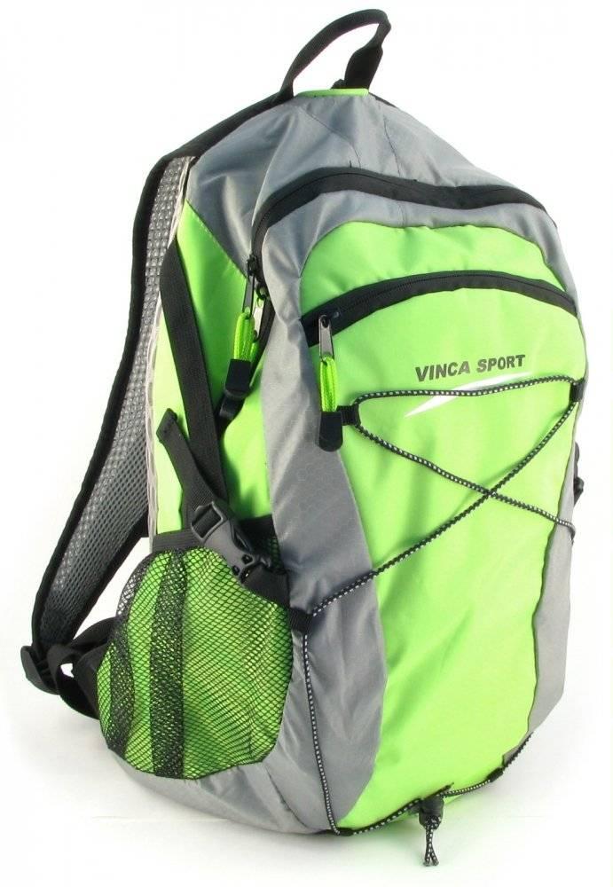 Сумка рюкзак Vinca Sport, 300*450*130мм, чехол от дождя в комплекте, 14020