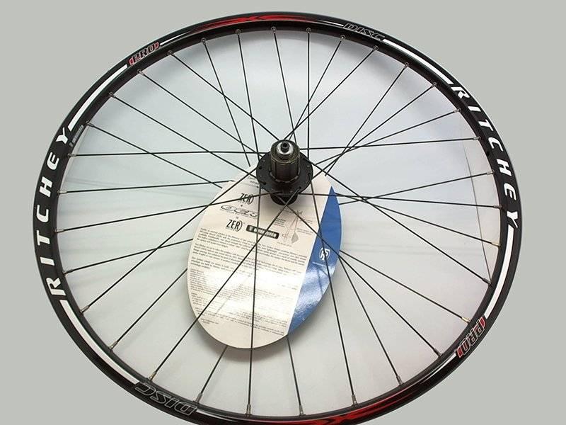 Колесо для велосипеда RITCHEY MTN PRO DISC OCR, заднее, PRD14980