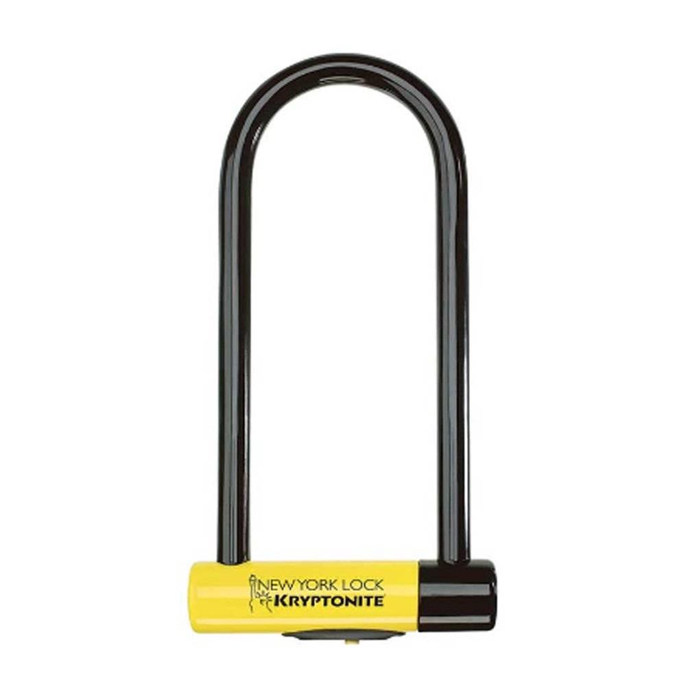 Велосипедный замок Kryptonite New York Lock LS / MC, U-lock, на ключ, 102 х 206 мм