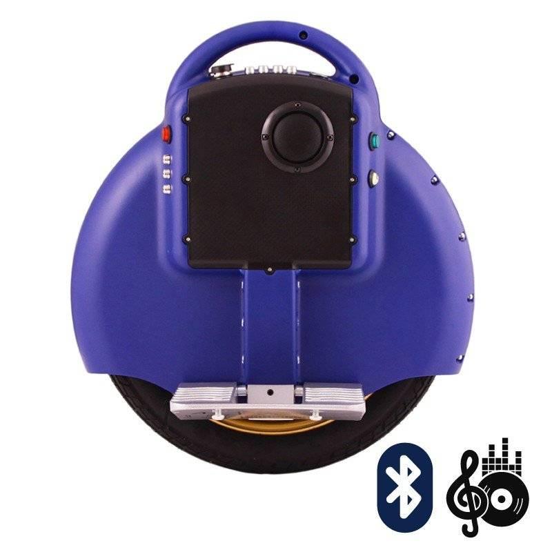 Моноколесо Hoverbot S-3BL, синий, MS3BE
