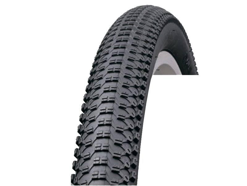 Велопокрышка EXCEL 26x2.0 полуслик, черная E608