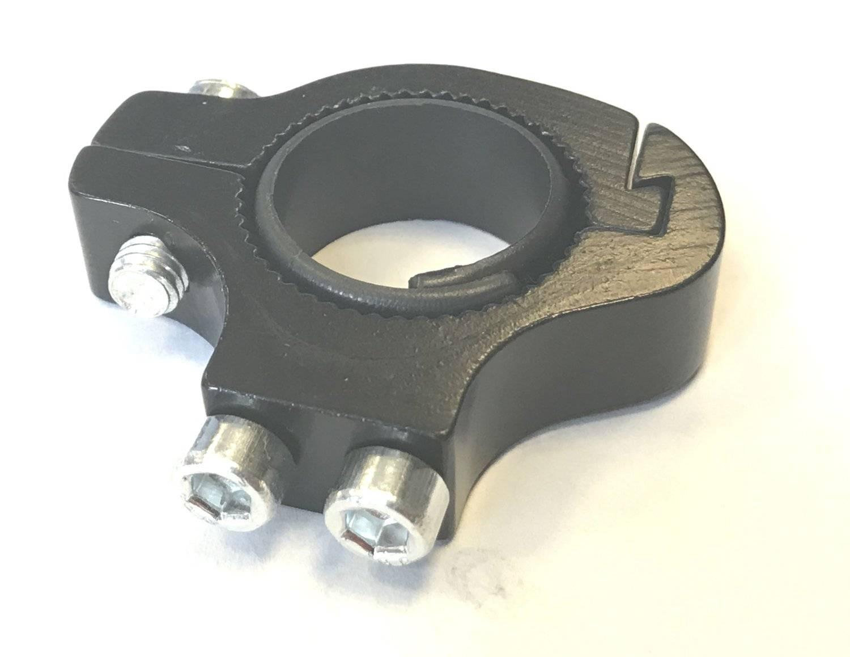 Фото - Крепление для флягодержателя HORST на руль 22,2мм, черный, 00-170400 адаптер b twin крепеж для флягодержателя на руль на вынос руля или на подседельный штырь