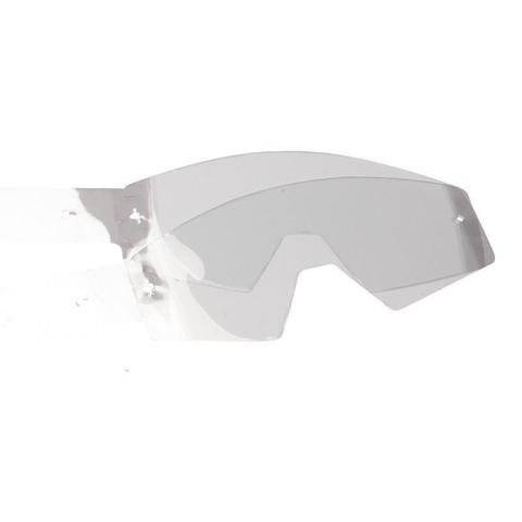 Линзы отрывные Shift White Goggle Tear-Off 20шт. Non-Laminated Clear, 21482-012-OS, фото 1