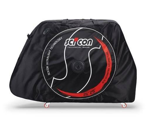 Фото - Бокс велосипедный Scicon Aero Comfort MTB Bike спортивные сумки и чехлы