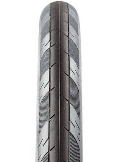 Покрышка Maxxis Detonator, 700x23C, TPI 60 кевлар, черный, TB86352900