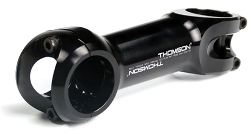 Вынос велосипедный Thomson Elite X2, 1-1/8, 100x17°x31.8, черный, SM-E151-BK болты для выноса thomson replacement stem bolt kit черный sm h001 bk