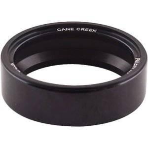 Кольцо рулевой колонки Cane Creek 10mm Interlok Spacer Finished, черный, HD01109-01K