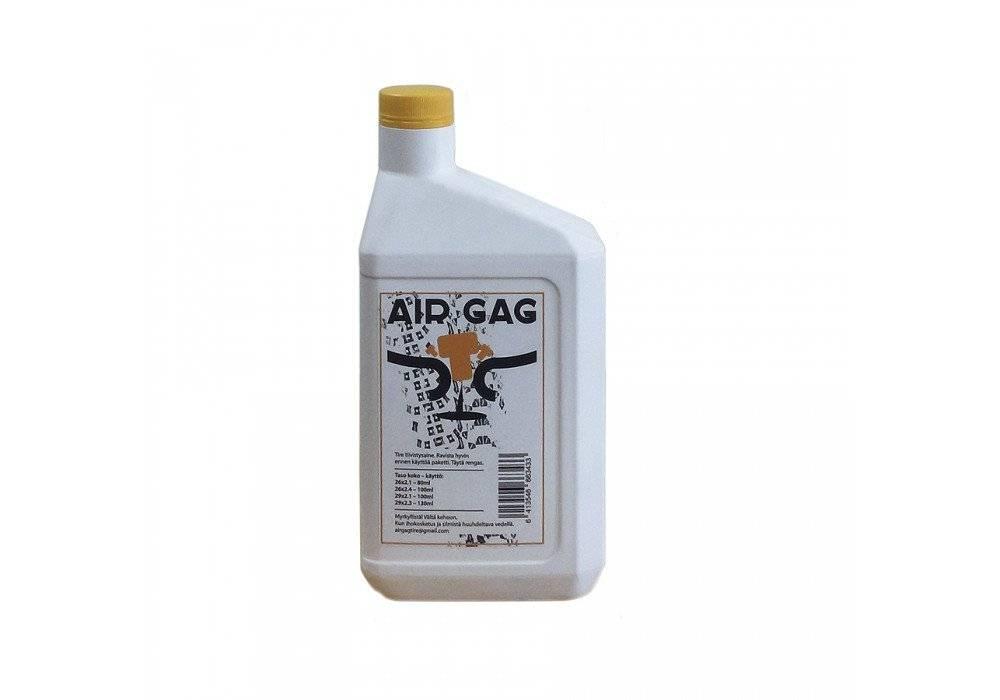 Герметик для покрышек велосипеда AIR GAG1000, 1 литр