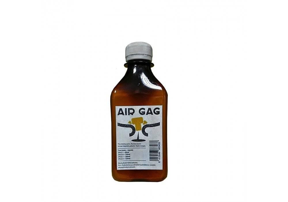Герметик для покрышек велосипеда AIR GAG500, 0,5 л