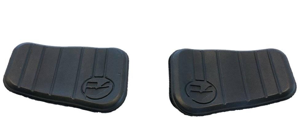 Подставки для рук на руль велосипеда FSA VISION, комплект (л+п), MS317 V17, 670-0085000110