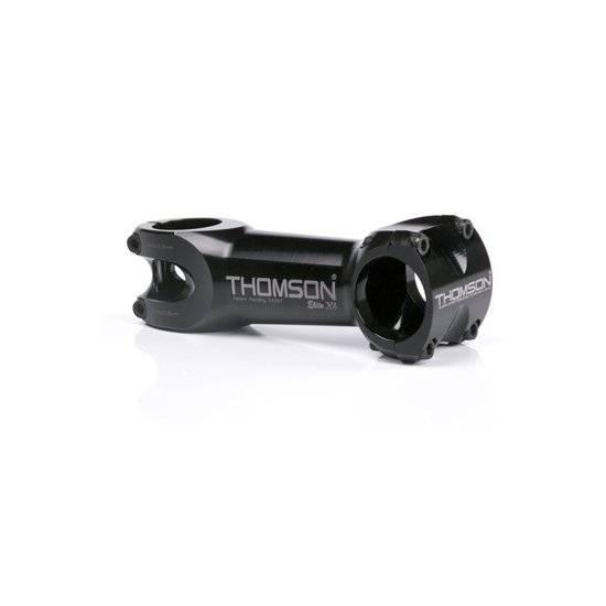 Вынос велосипедный, Thomson Elite X4, 80 x 10 x 31.8, 1 1/8, Black, SM-E163-BK болты для выноса thomson replacement stem bolt kit черный sm h001 bk