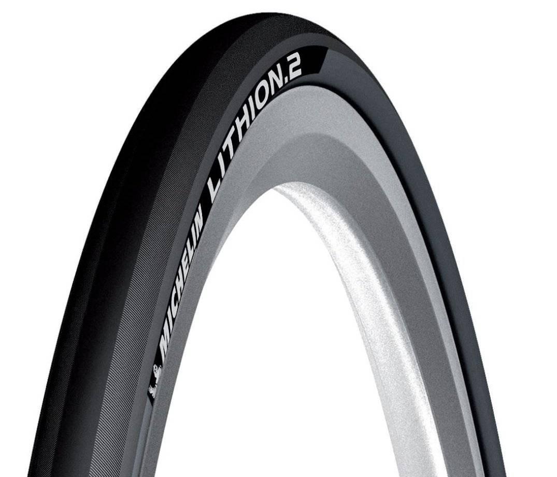 Покрышка велосипедная Michelin LITHION II 700X25 Black, фото 1