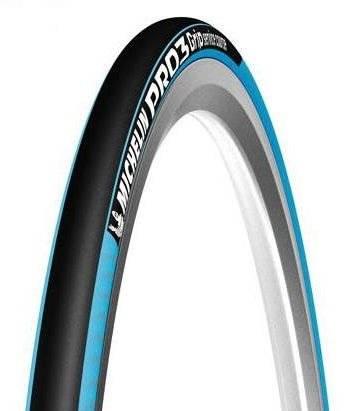 Покрышка велосипедная Michelin PRO3 GRIP 23x622 TS DIGITAL BLUE