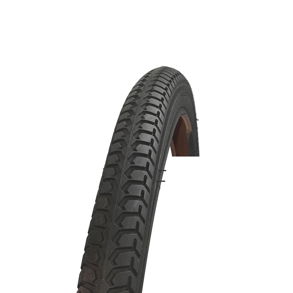 Покрышка велосипедная EXCEL H-404 22 X 1 3/8, 37-501 слик, H-404