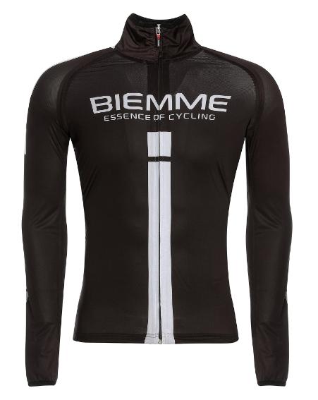 Велокуртка Biemme JAMPA2 Waterproof желто-черная, A31J2032M, 2019