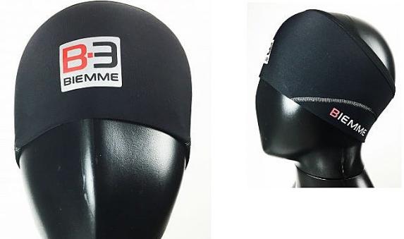 Велосипедная повязка на голову BM Soul, -3+8, Черный, A07C101U, 2012