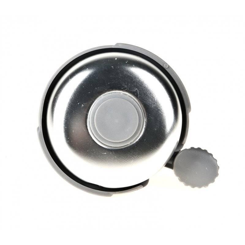 Звонок Vinca Sport, алюминиевый, серебристый, Y 001 silver