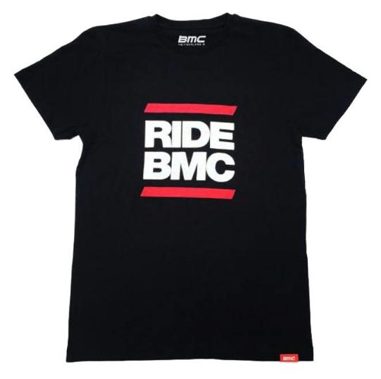 Фото - Футболка BMC BMC RIDE, черная, 212200 bmc