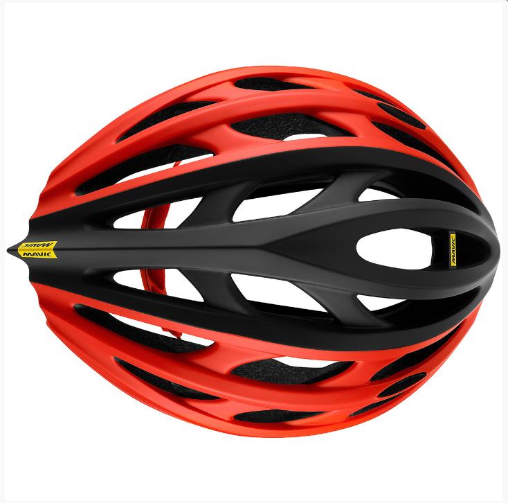 Каска велосипедная MAVIC COSMIC ULTIMATE II'18, красный-черный, 401927, фото 3
