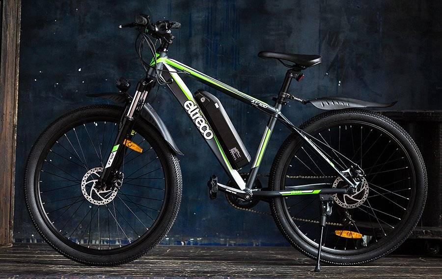 Велогибрид Eltreco XT700 350W, 010833-1855, фото 5