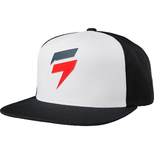 Фото - Бейсболка Shift Corp Hat Snapback, белый, 21834-008-OS кепка billabong rotor snapback black tan