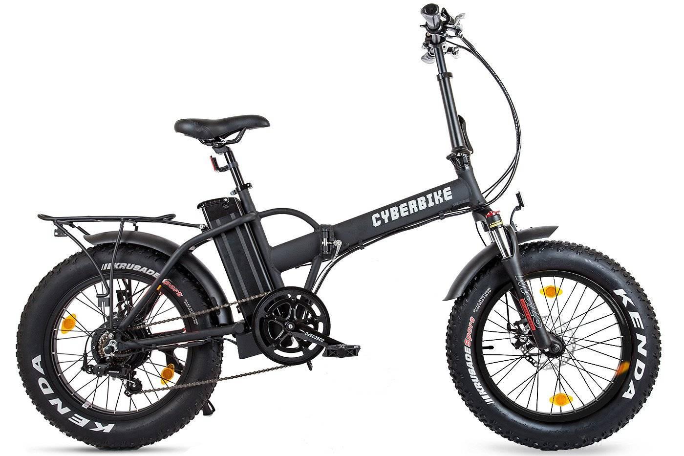 Велогибрид Cyberbike 500 Вт, 019282-1906, фото 4