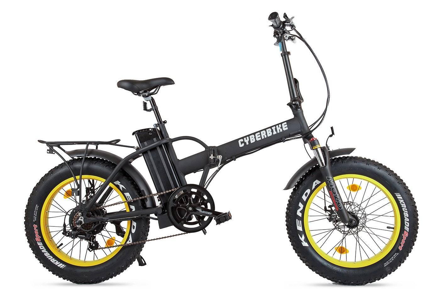Велогибрид Cyberbike 500 Вт, 019282-1906, фото 3