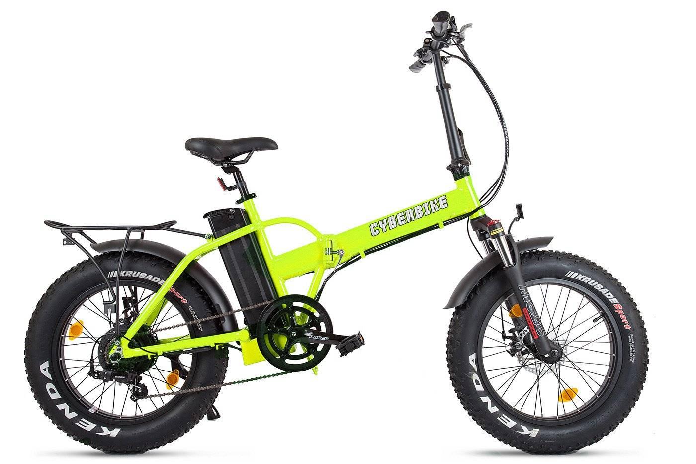 Велогибрид Cyberbike 500 Вт, 019282-1906, фото 6